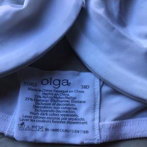 90d77e08d16 Olga Intimates   Sleepwear - NWT Olga 35902 Signature Support Minimizer Bra  Wht